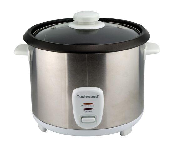 Cuiseur riz TECHWOOD TCR-186 Inox