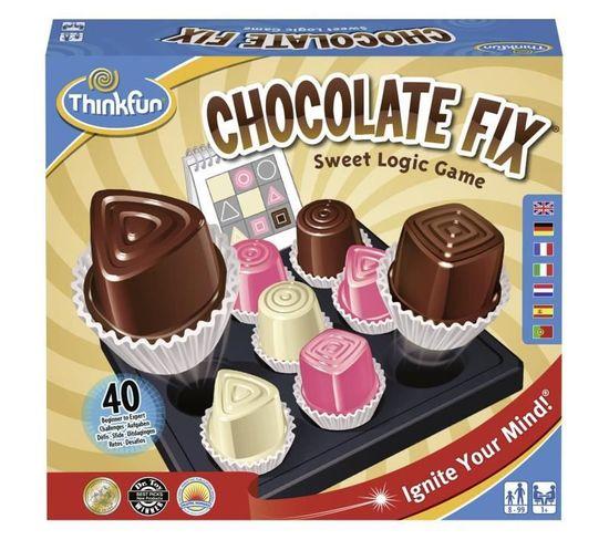 Jeu De Société Chocolate Fix +8 Ans