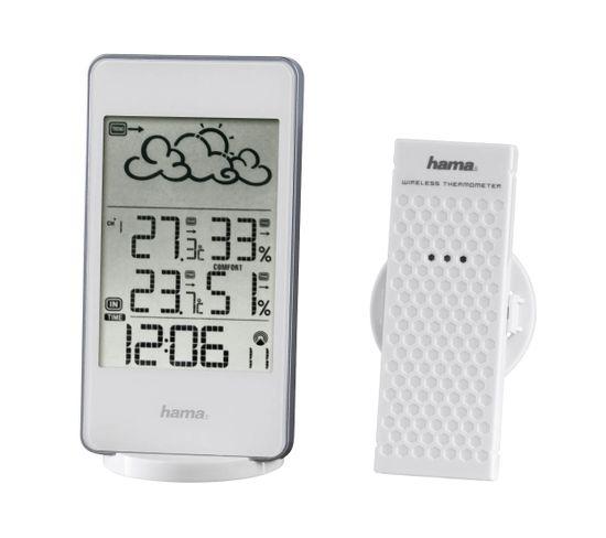Station météorologique - EWS-860, blanc