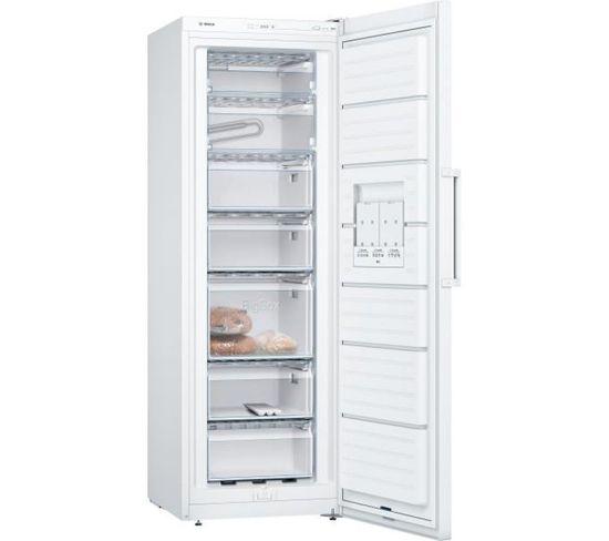 Congélateur armoire BOSCH GSV33VWEV 231L Blanc