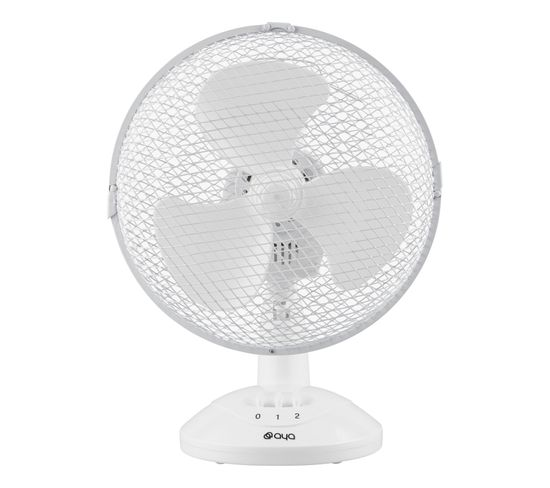 Ventilateur de table AYA TX-901D Oscillation