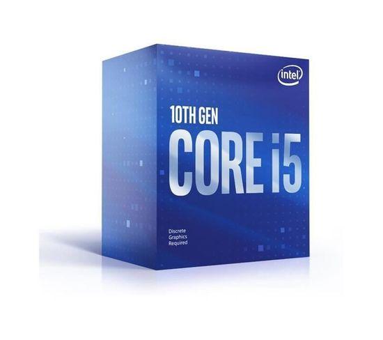 Processeur Core I5-10400f Bx8070110400f Socket Lga1200 Chipset Série 400 65w - Bx8070110400f