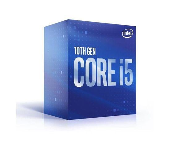 Processeur Core I5-10500 Socket Lga1200 Chipset Série 400 65w - Bx8070110500
