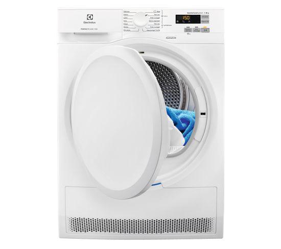 Sèche linge hublot ELECTROLUX EW7H5803PC Condensation