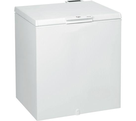 Congélateur Coffre 81cm 204l Blanc - Whm2110
