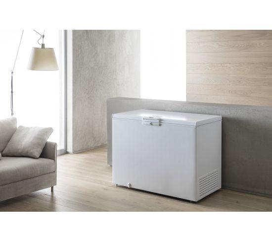 Congélateur coffre WHIRLPOOL WHE3133 315L Blanc