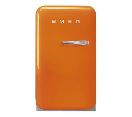 Réfrigérateur table top SMEG FAB5LOR3 34L Orange