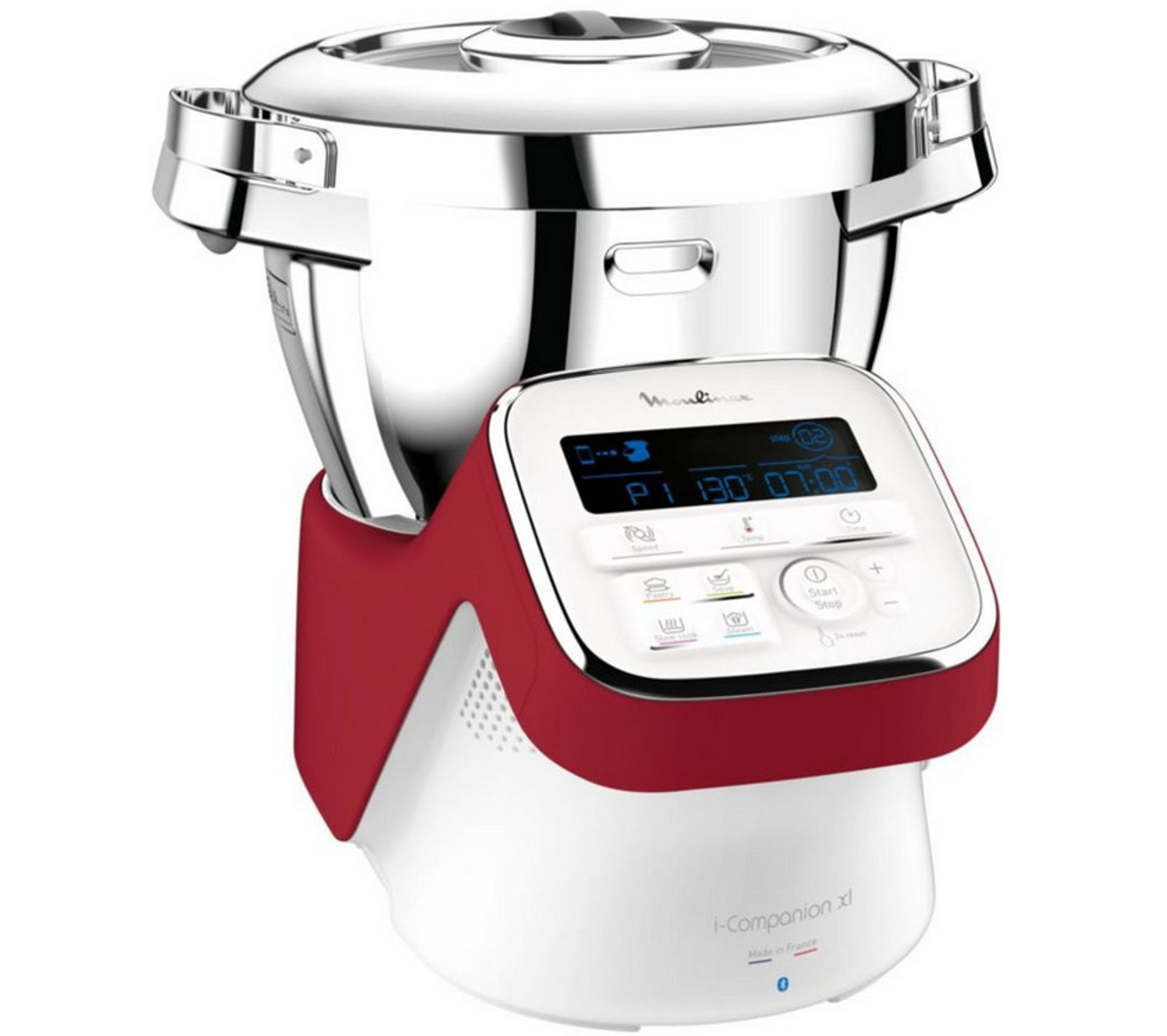 Bon Coin Robot Patissier robot cuiseur - connect i-companion xl hf908500