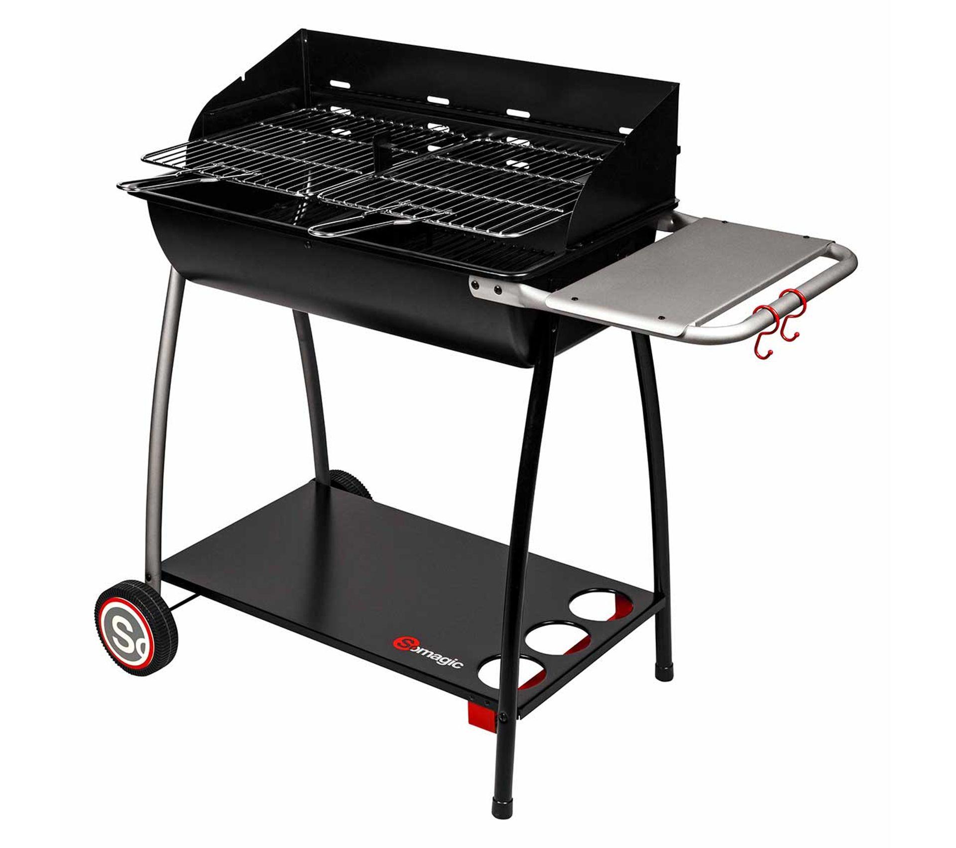 Acheter ICI en ligne barbecue à charbon