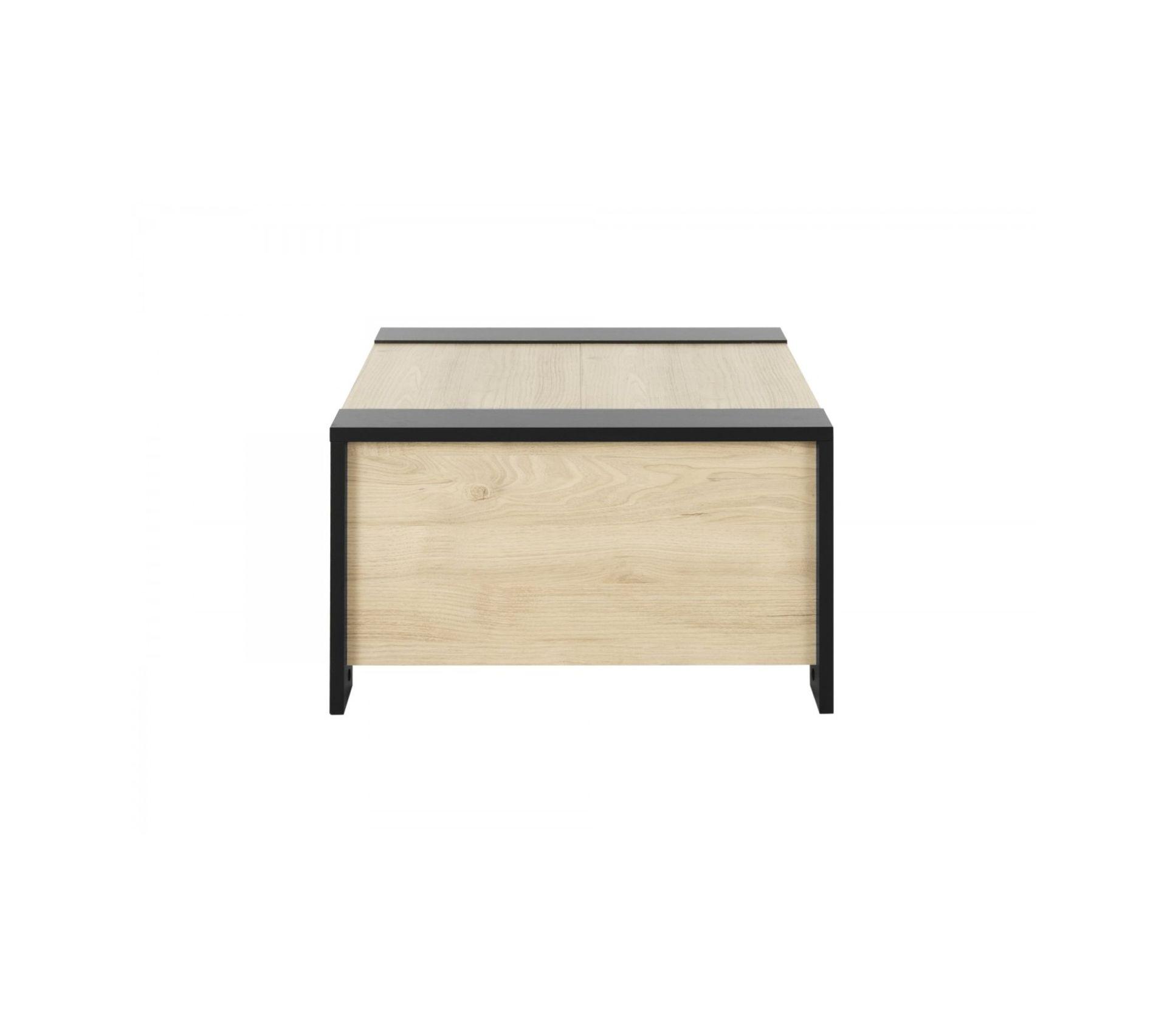 Table Basse Avec Rangement Bar Aurora Fabrication Francaise Table Basse But