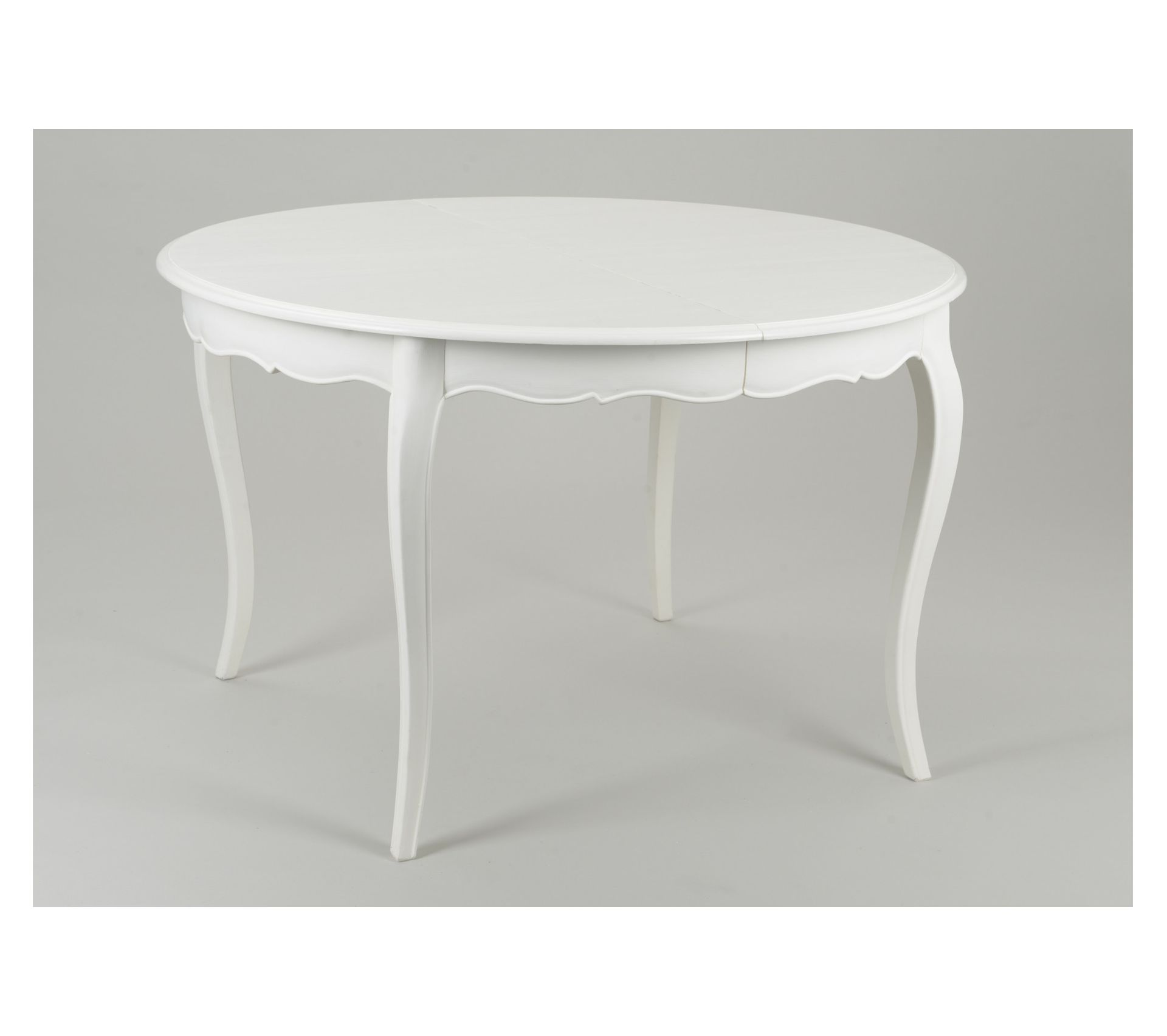 Table Ronde Extensible Murano 120 160 Cm