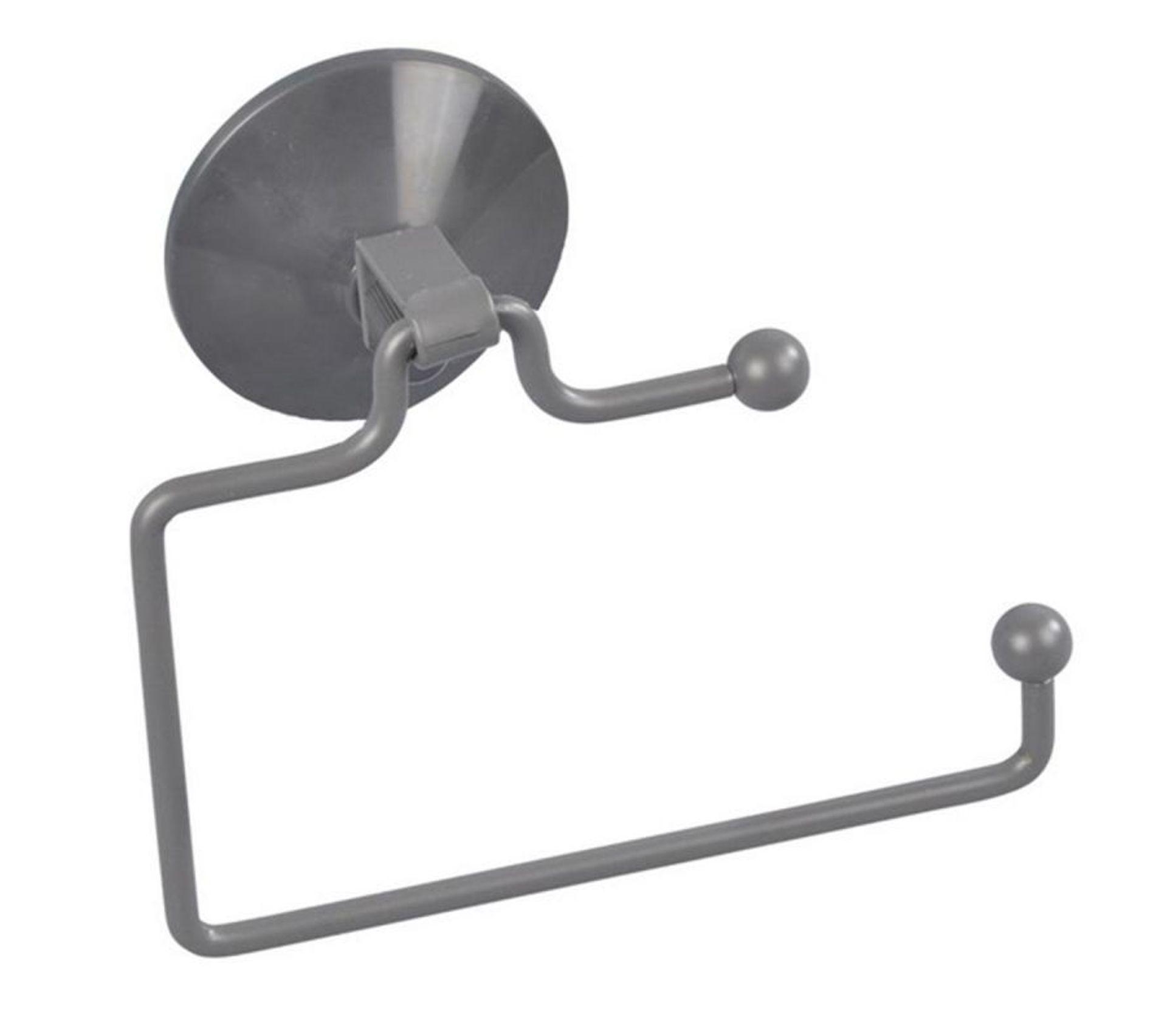 Dérouleur Papier Wc Metal dérouleur papier toilette À ventouse forte et métal