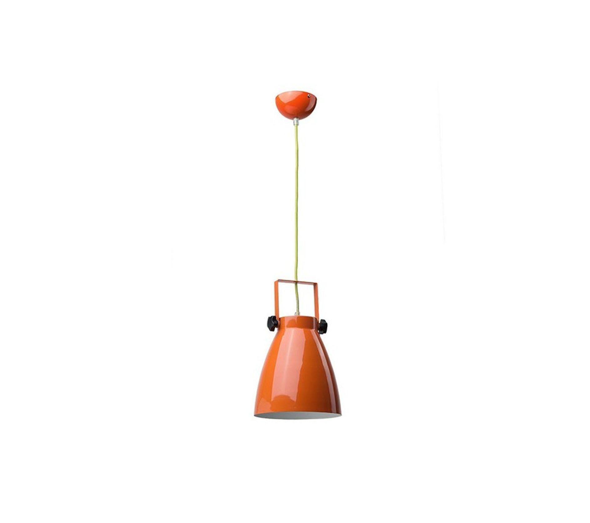 Suspension Chambre Ado Orange Pop\'s