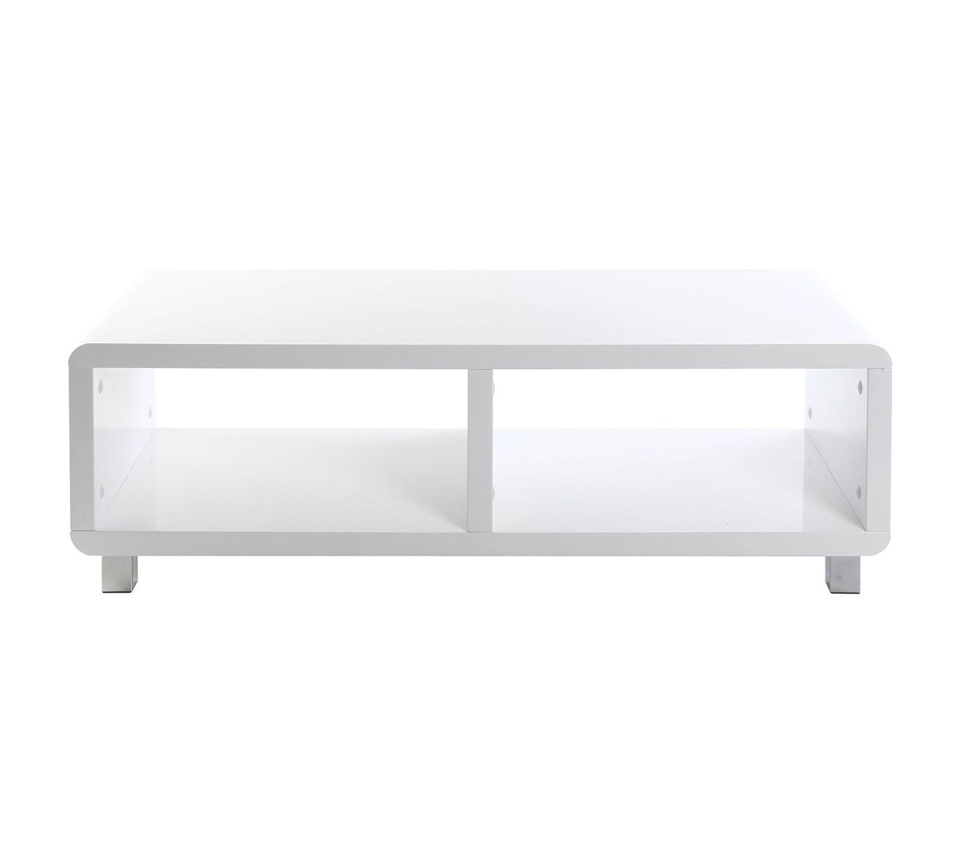 Meuble Blanc Laqué Brillant meuble tv design laqué brillant blanc pixy