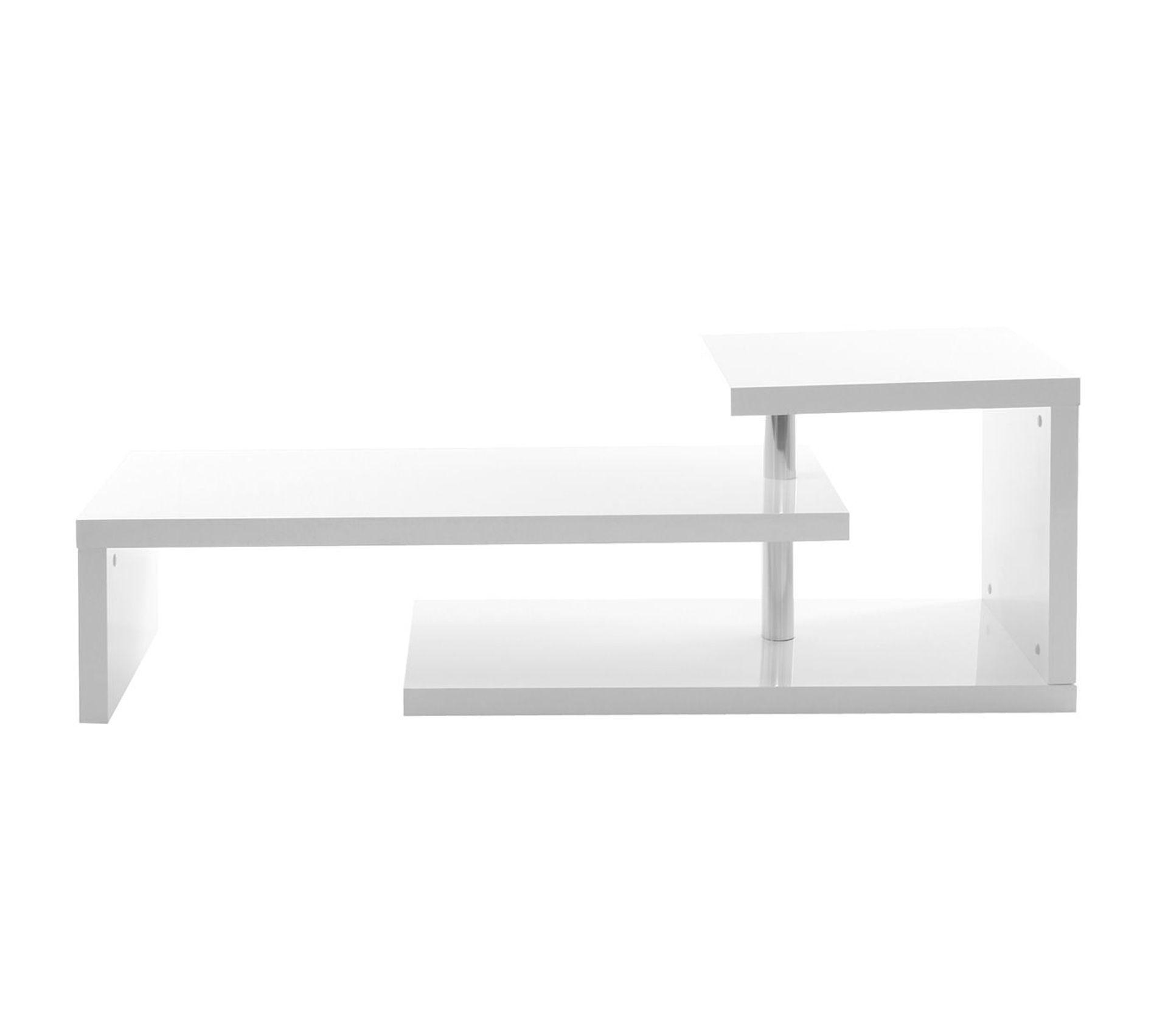 Objet Deco Laque Blanc meuble tv design laqué blanc turn