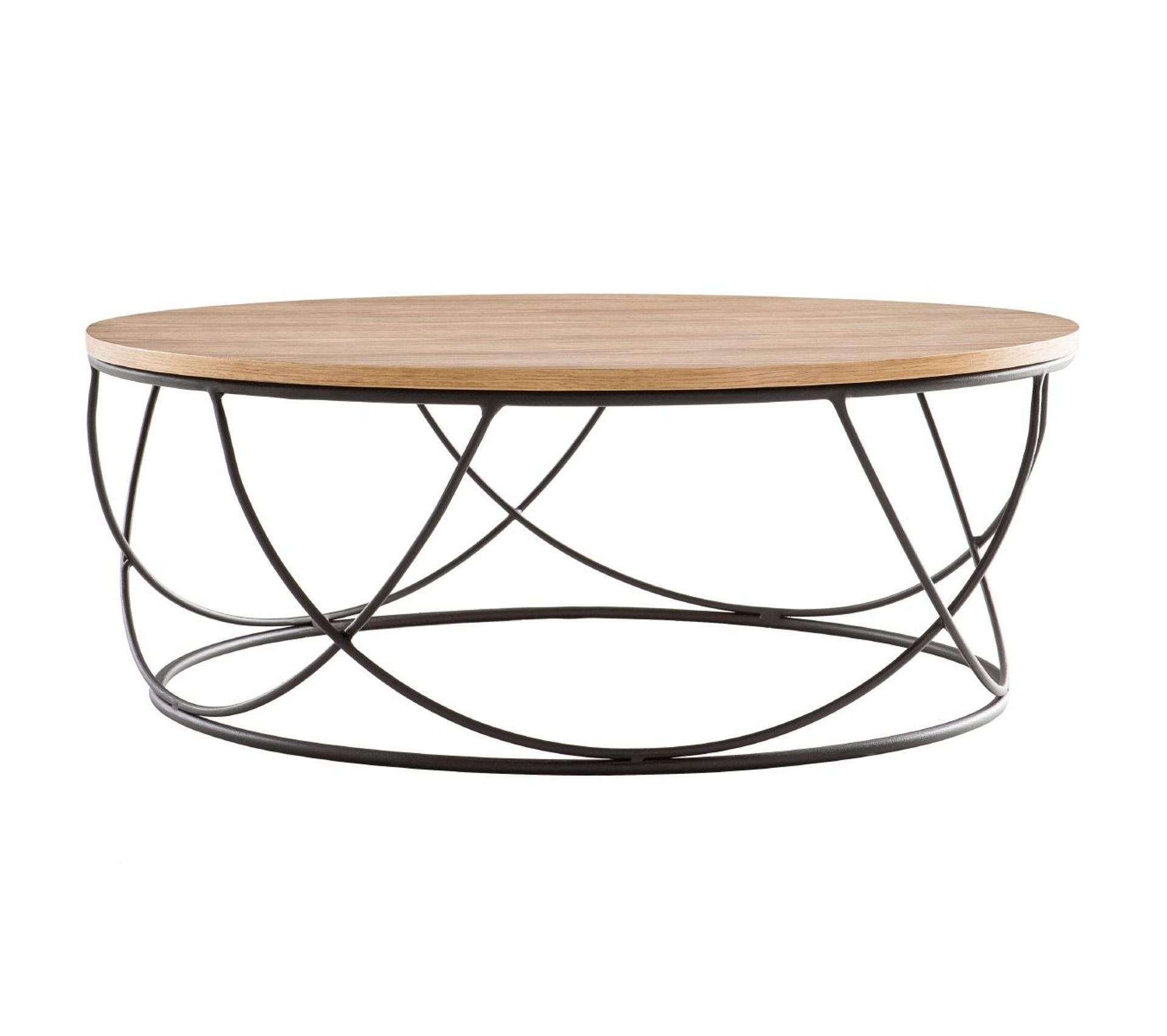 100 Remarquable Concepts Table Basse Ronde Bois