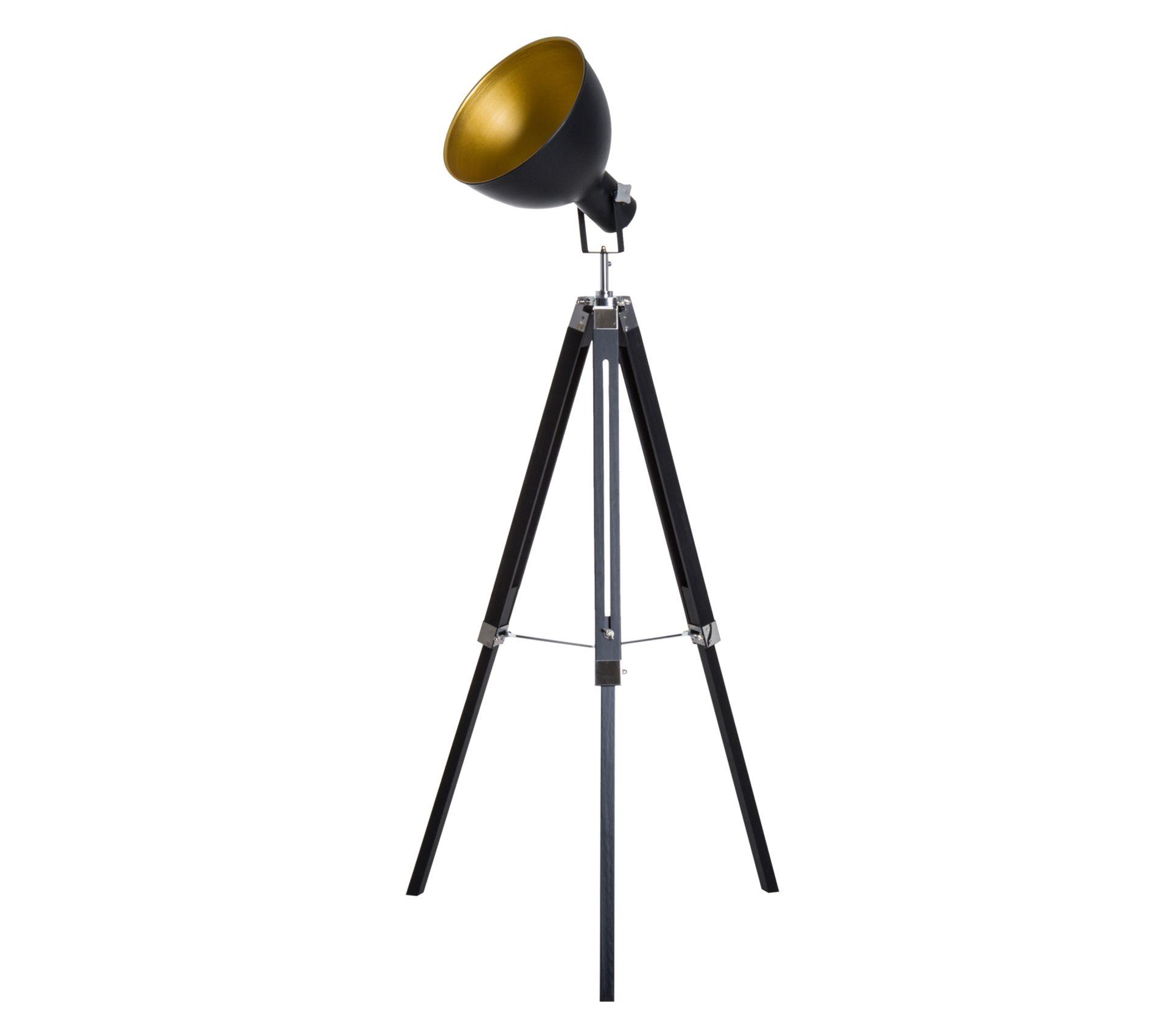 Fabriquer Une Lampe Style Industriel lampadaire trépied style industriel
