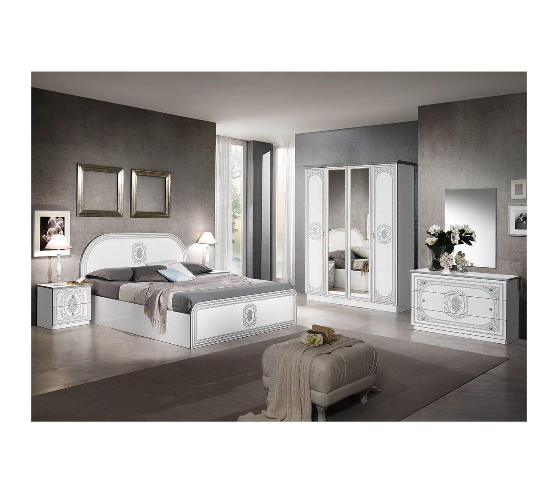 Chambre Matelas Au Sol chambre complète avec lit 160x200 cm - solaya