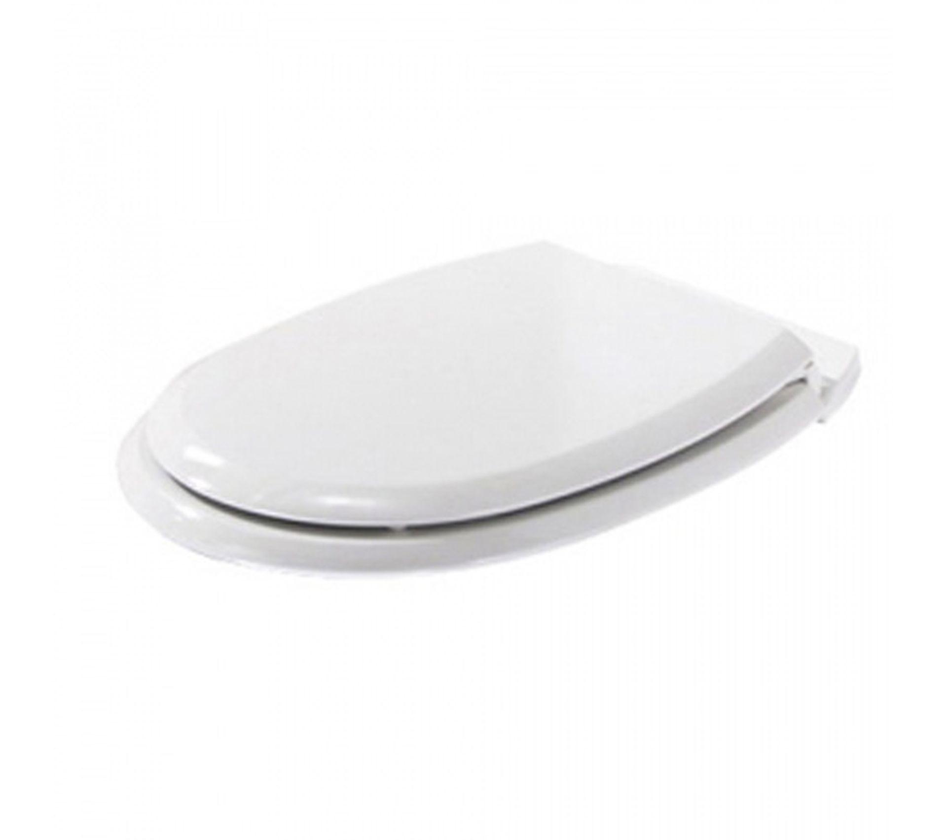 Lave Main Sur Wc Existant abattant wc atlas - mdf - blanc