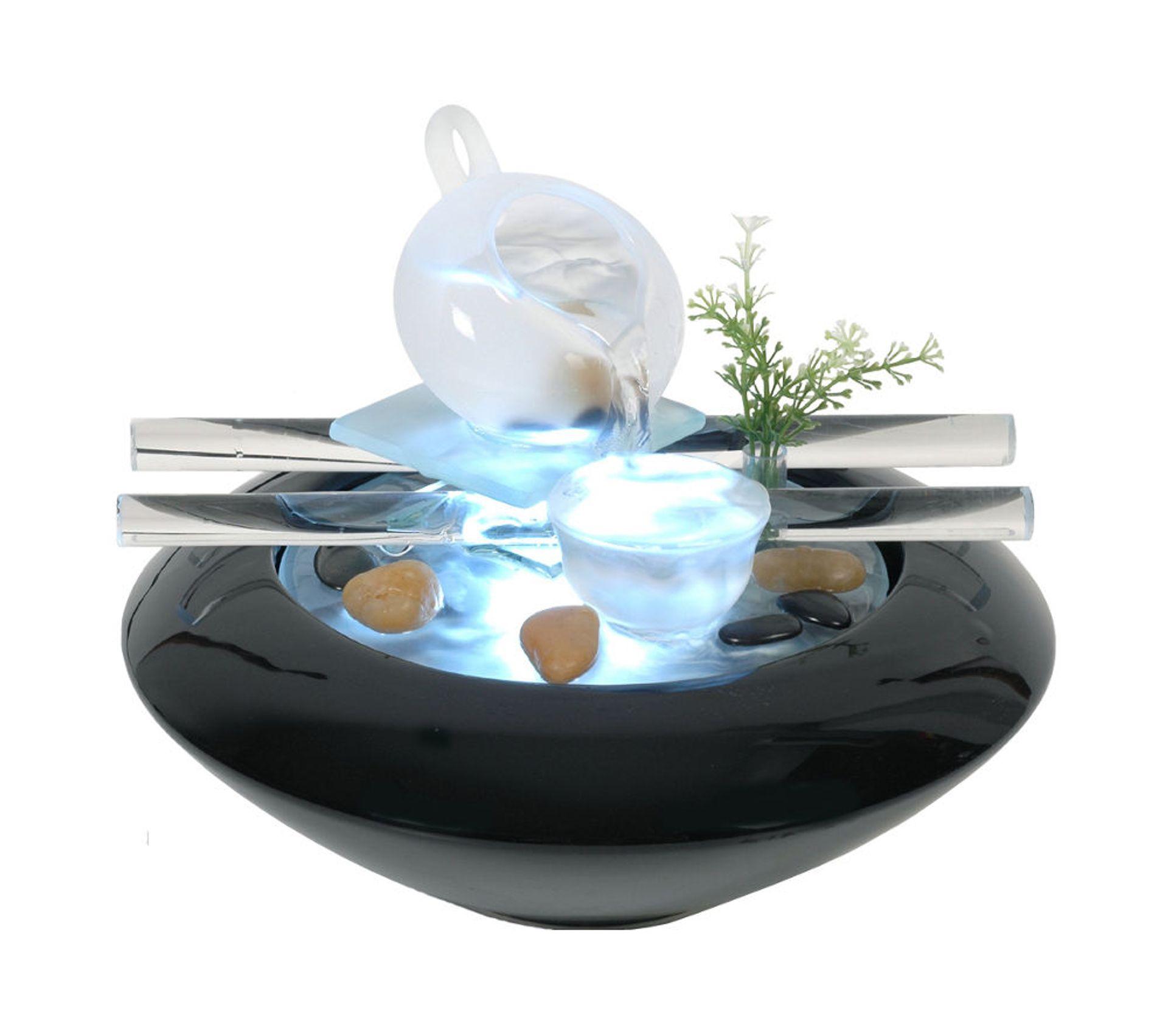 Fontaine Dintérieur Zen Tea Time Toute Loffre Objet Déco But