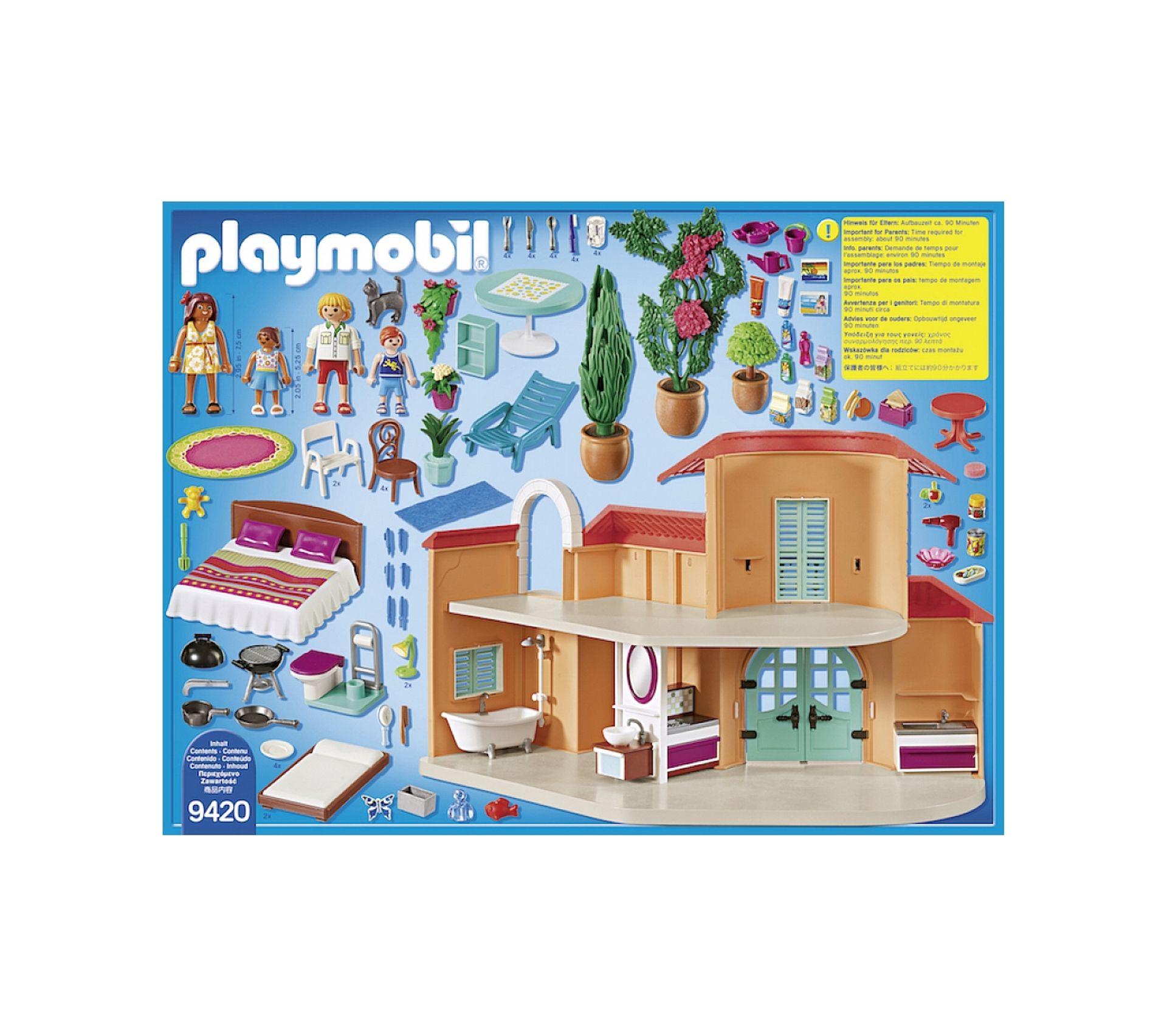 NOUVEAU/Neuf dans sa boîte PLAYMOBIL ® 8-soleil vacances Villa