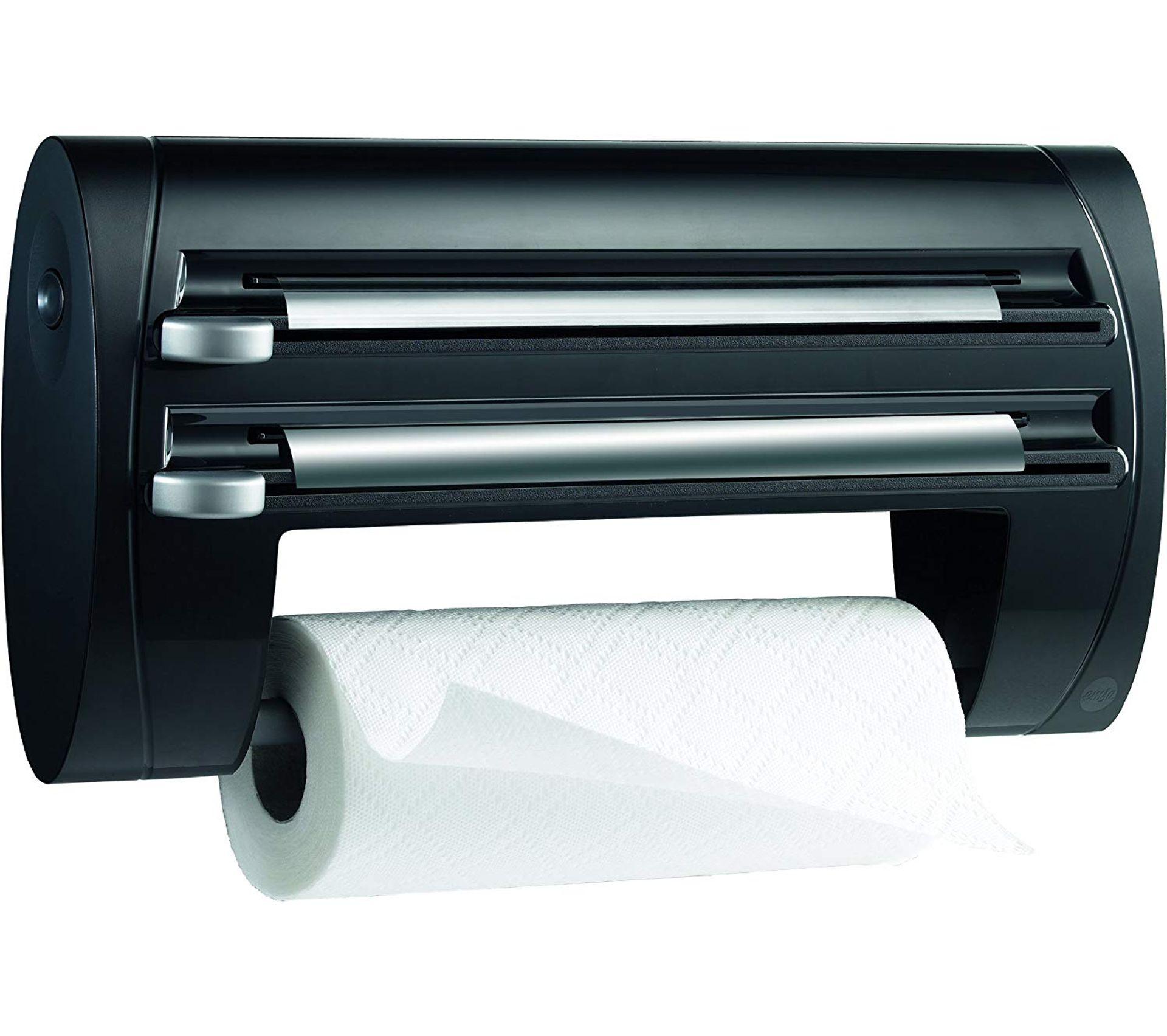 Derouleur Triple Superline 40 Cm Noir
