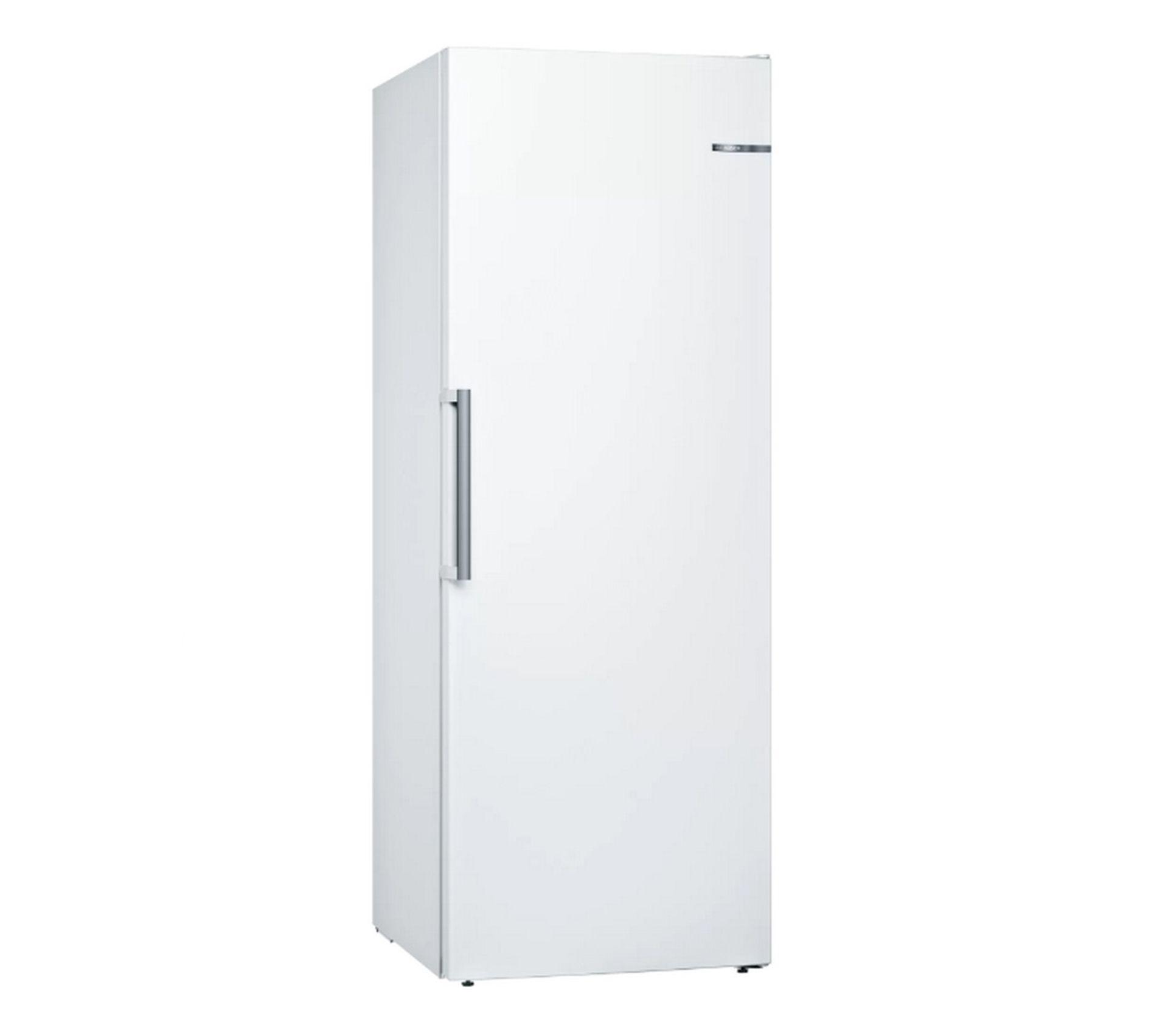 Congelateur Armoire 70 Cm 365l Nofrost A Blanc Gsn58awdv Congelateurs But