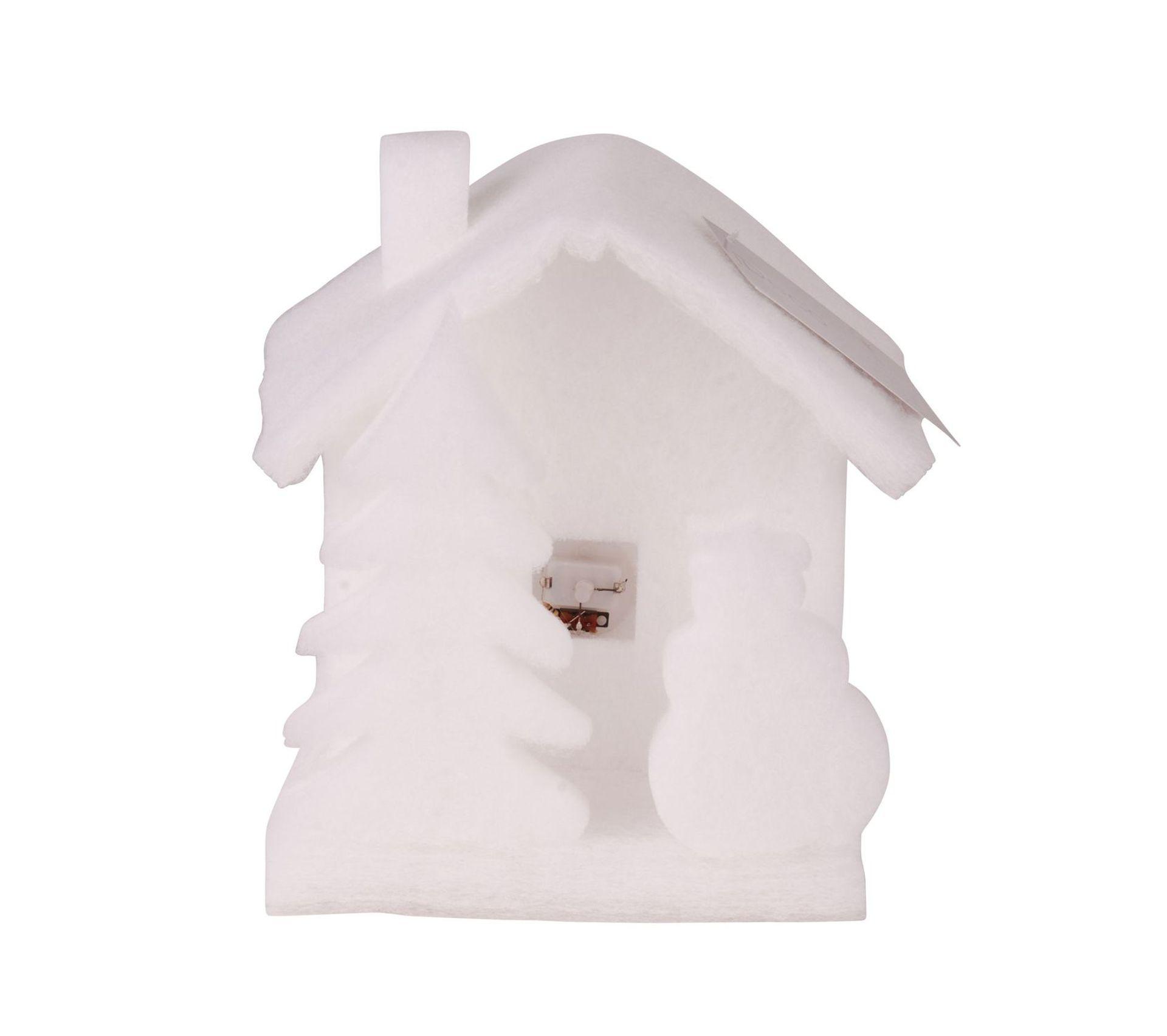 Customiser Un Cadre De Miroir déco led de noël À customiser maison - loisirs créatifs - blanc