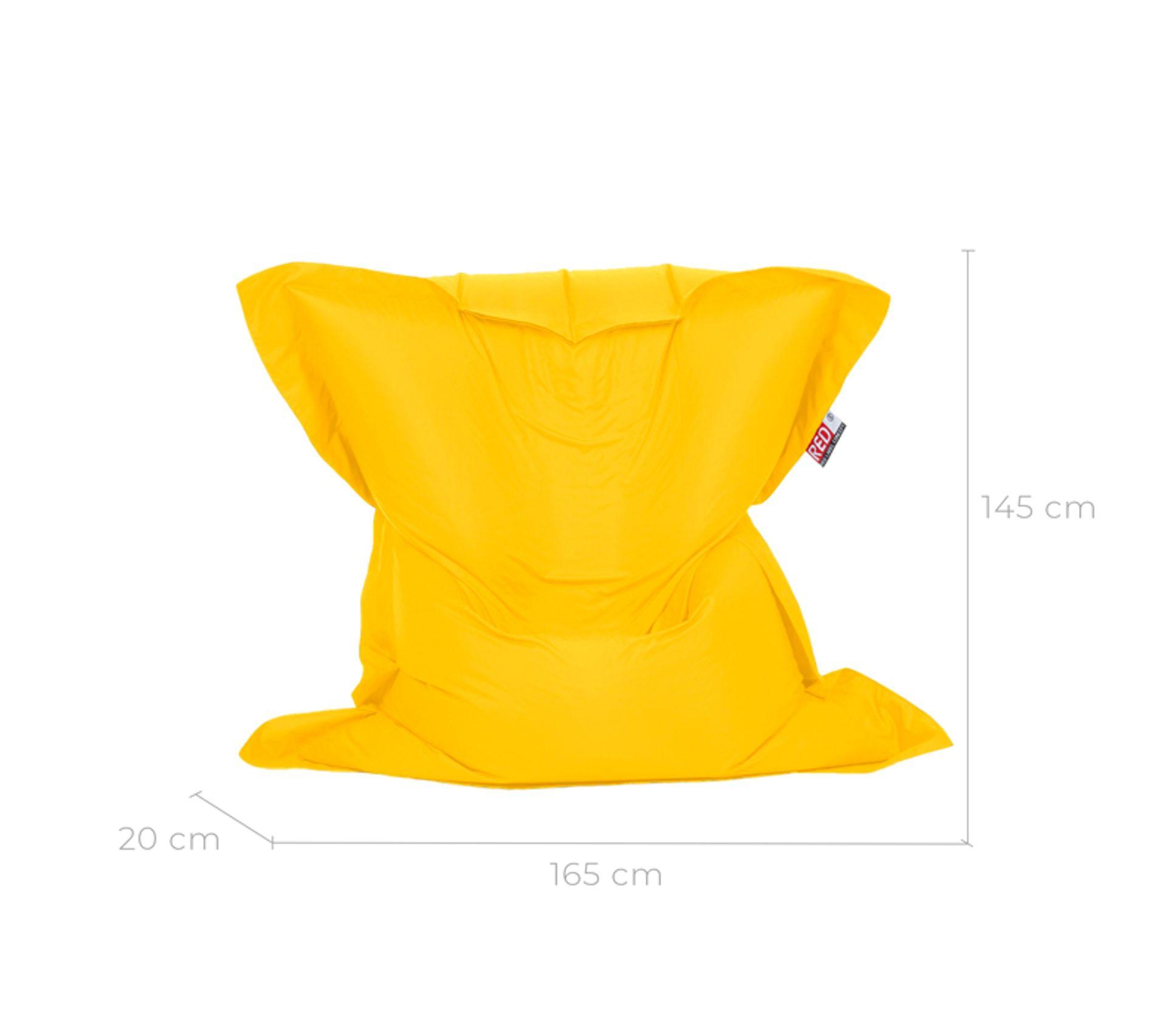 Coffre À Coussin Extérieur coussin dextérieur snoop jaune