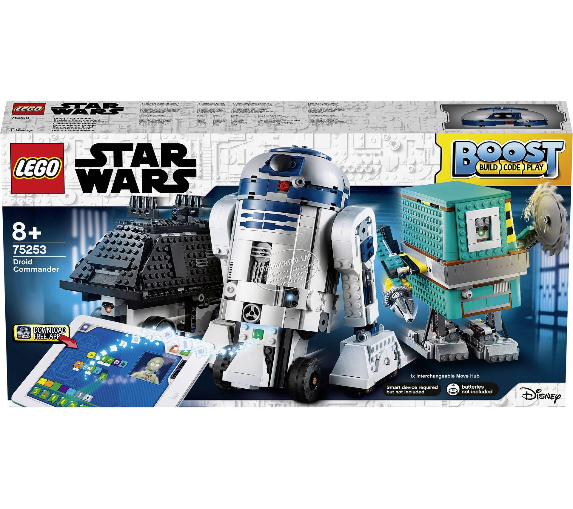 ++ ++ LEGO ® star wars ™ personnage caméra droïdes nouveau top