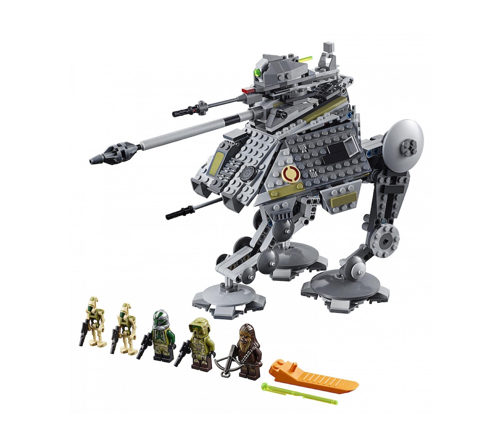 LEGO accessoires rouge figurines star wars Clone soldat commandant accessoires visière