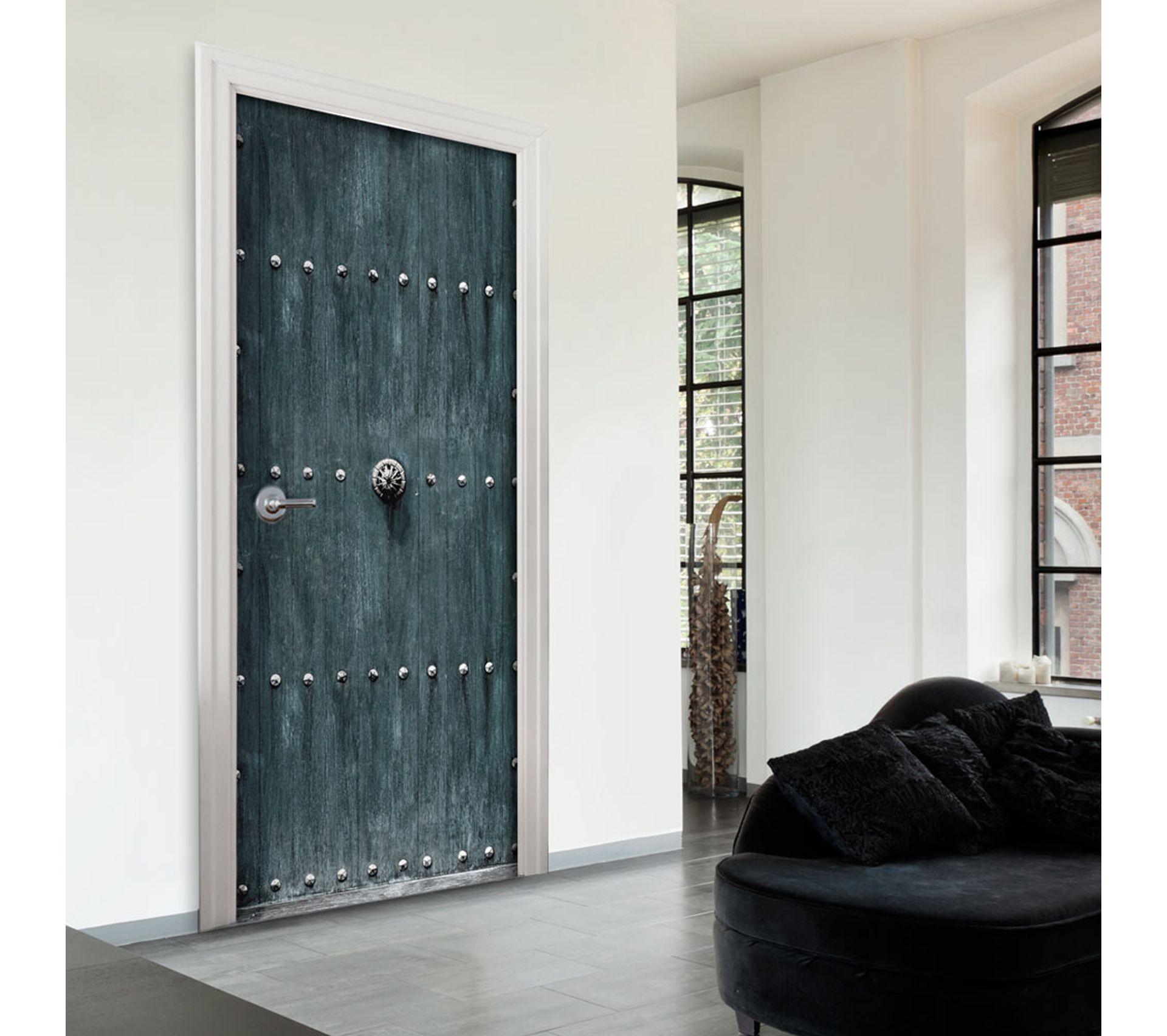 Papier Peint Entree Moderne 80x210 papier-peint pour porte moderne peint pour porte