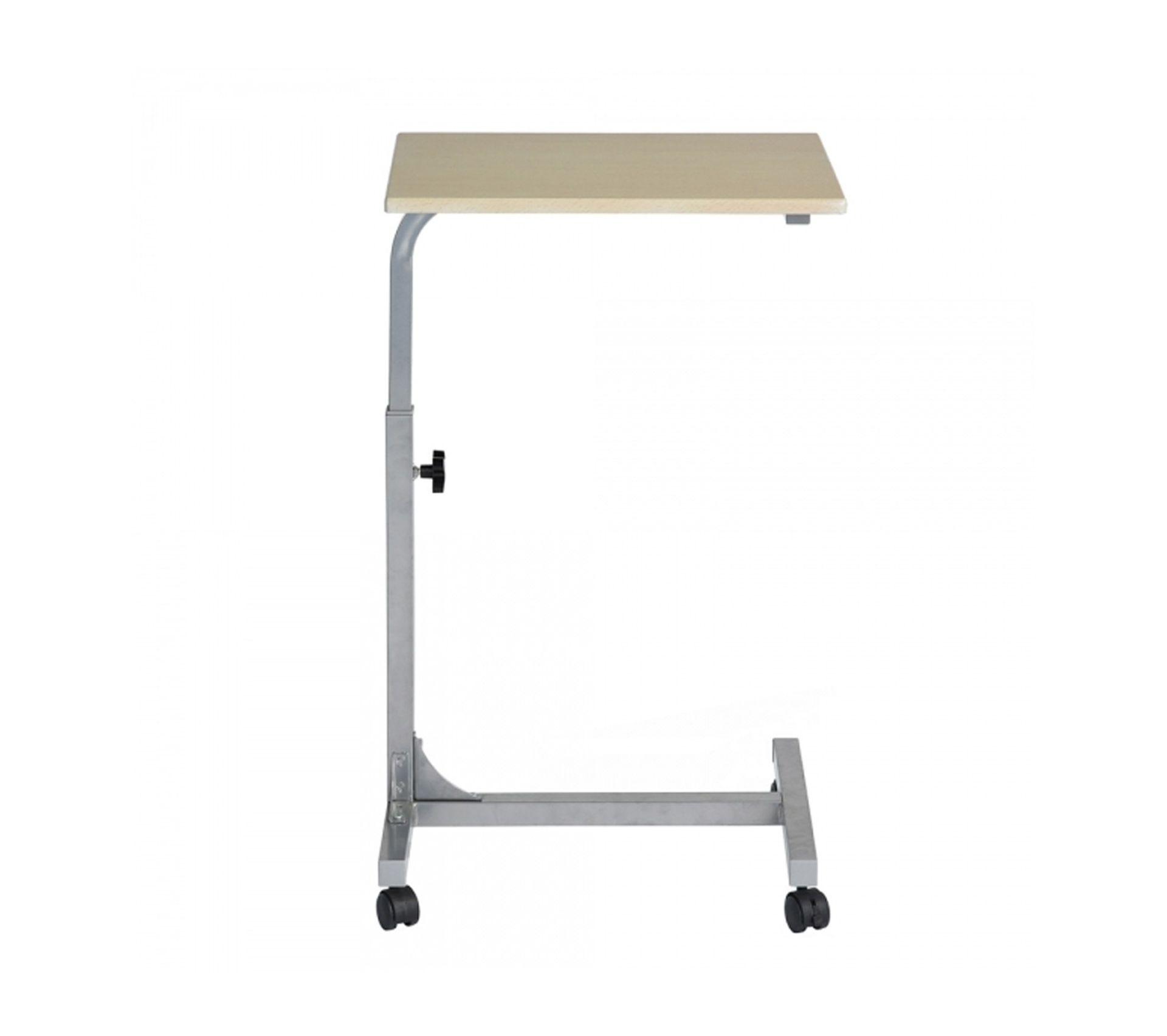 Mettre Des Roulettes Sous Une Table table de lit support dordinateur À roulettes
