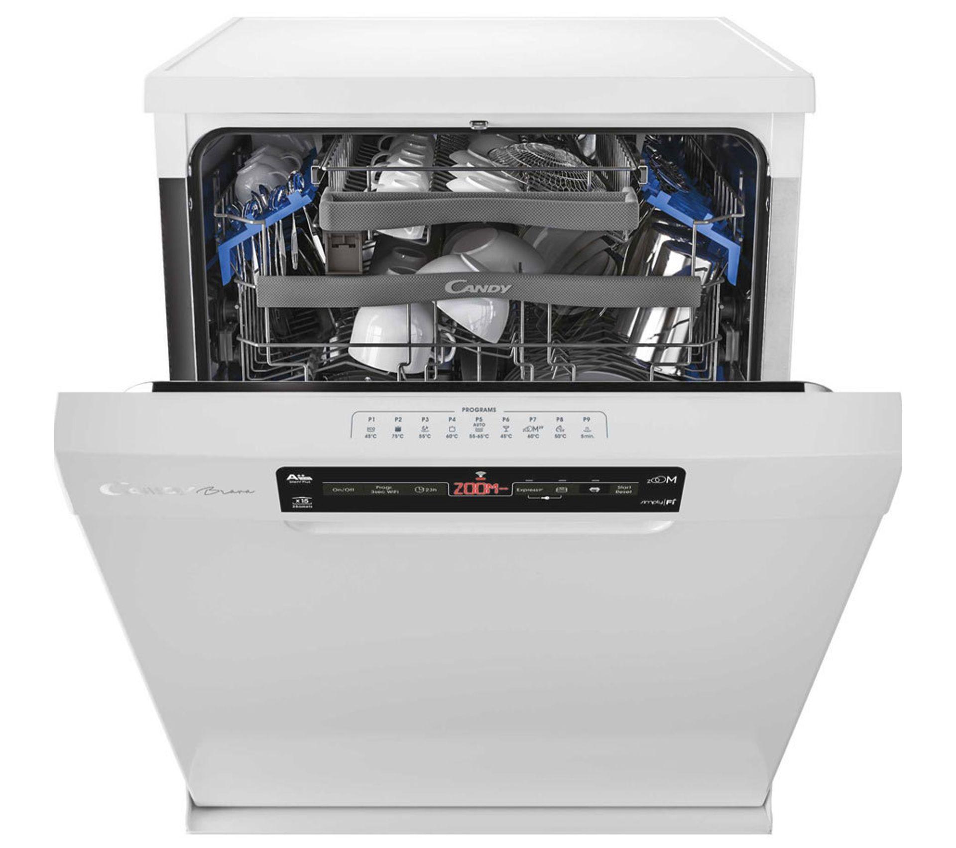 Filtre Piscine Lave Vaisselle lave vaisselle pose libre 15 couverts 43 db a++ wifi - cdpn2d522w