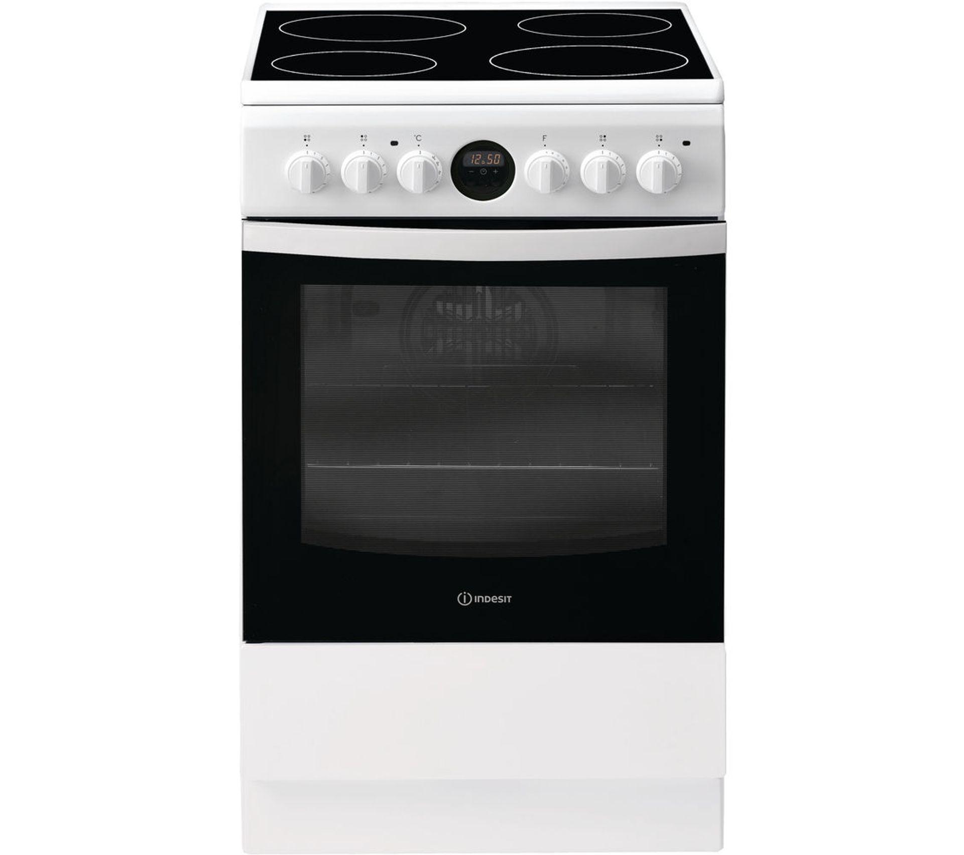 plaque de cuisson blanc et brûleur de boutons de contrôle commutateur cuisinière 4 x ARISTON four