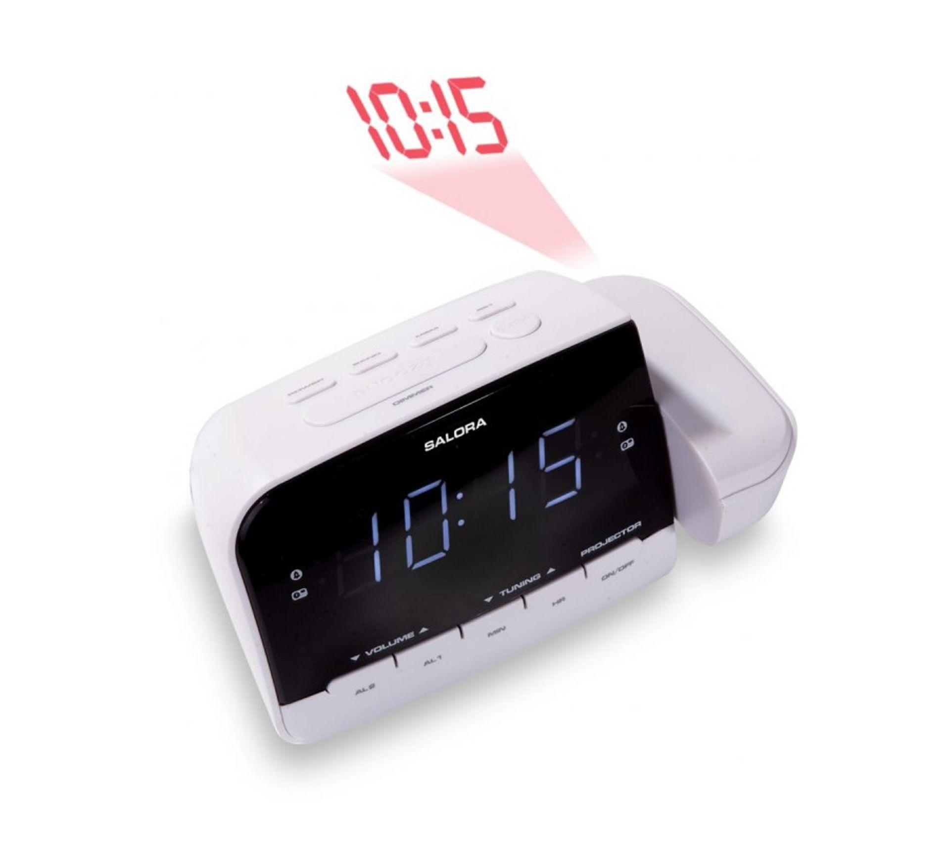 Radios Réveil Cr618p